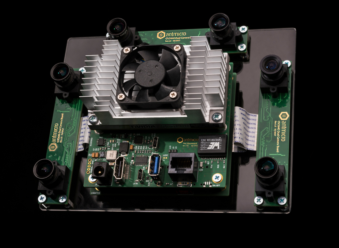 Antmicro · Antmicro co-exhibits with Toradex at NVIDIA's GTC