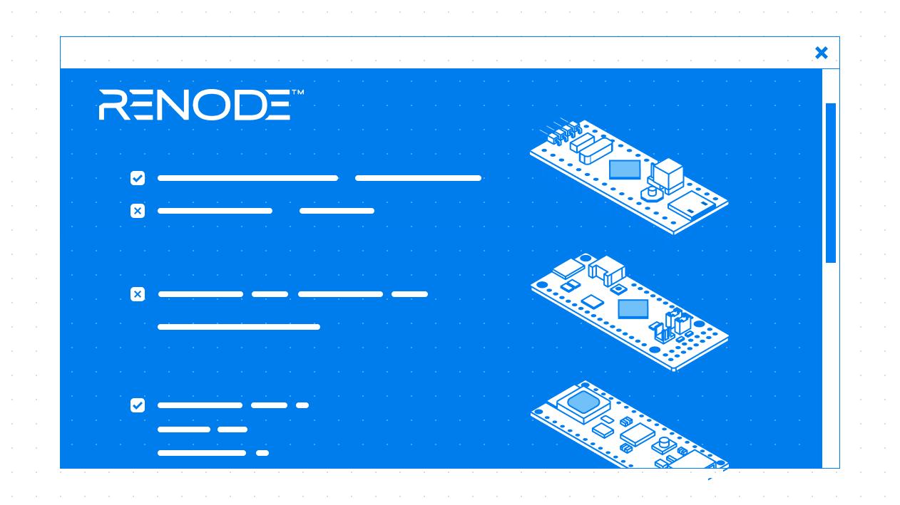 Renode CI for TF Lite MCU