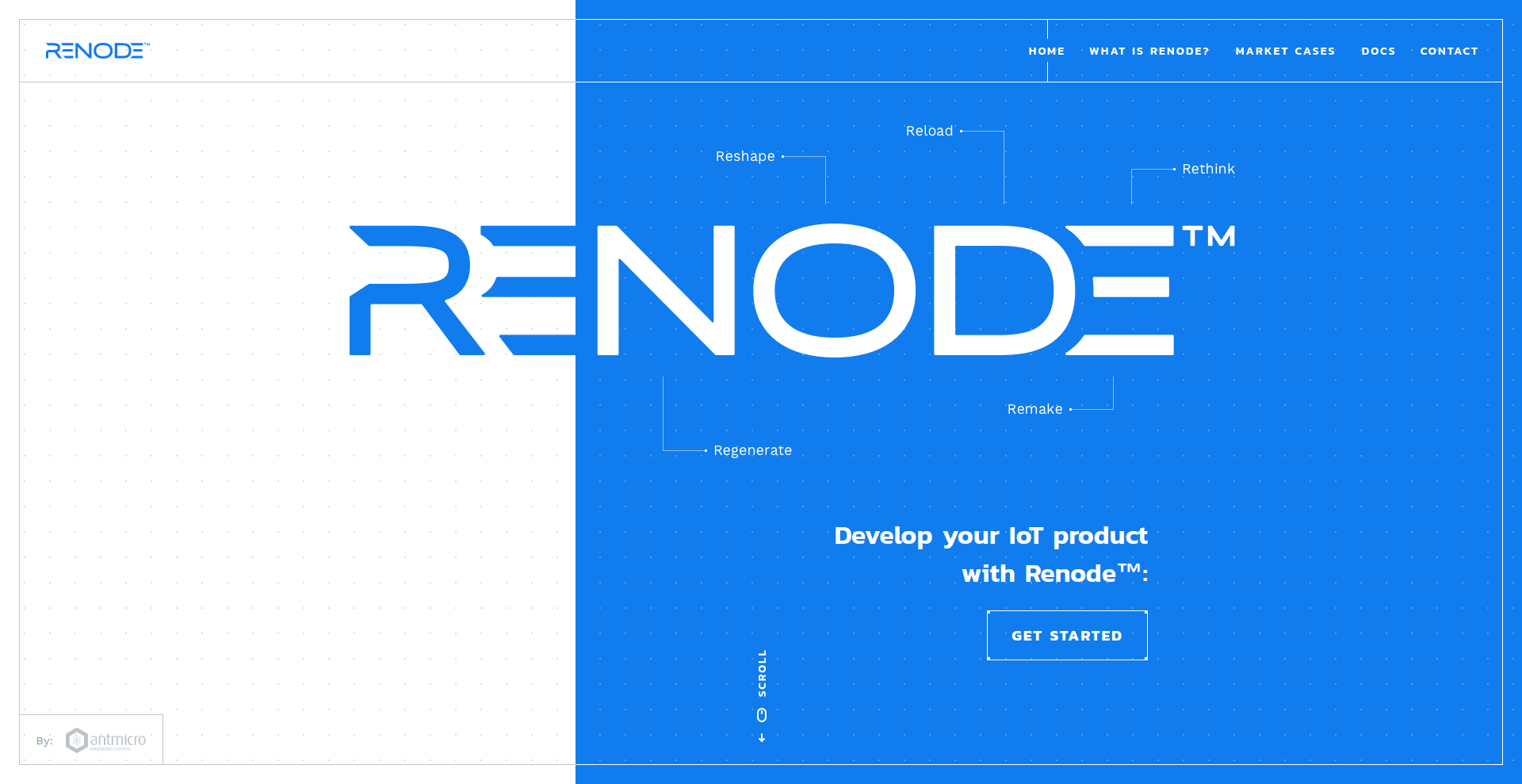 Renode website launched at the Barcelona RISC-V Workshop
