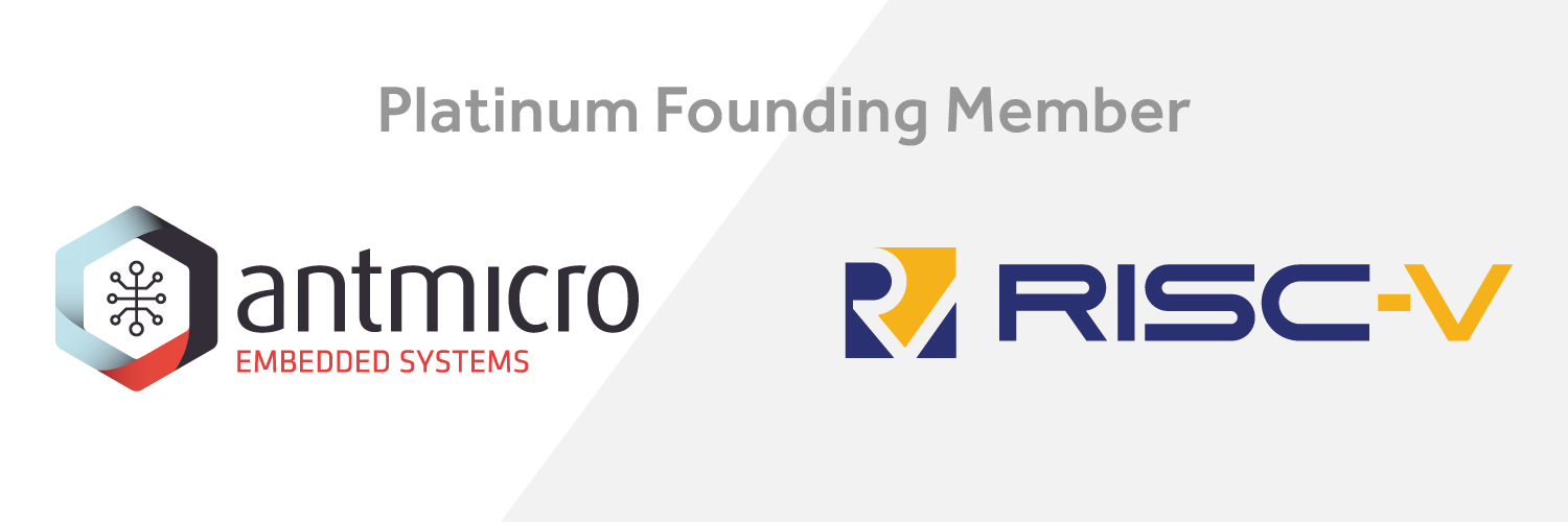 Antmicro is RISC-V Platinum Founding Member