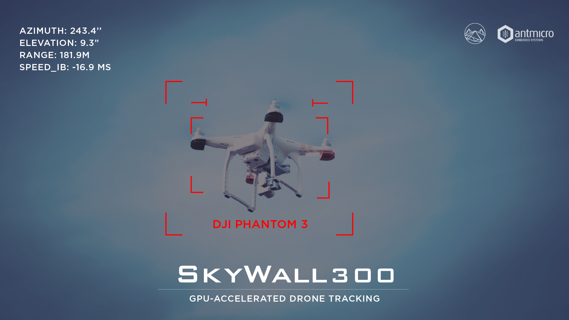 SkyWall300 Tracking