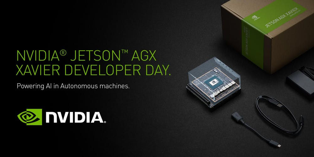 Jetson Xavier AGX Developer Day